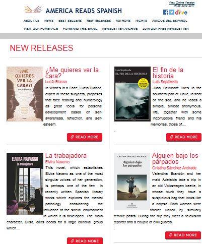 America Reads Spanish